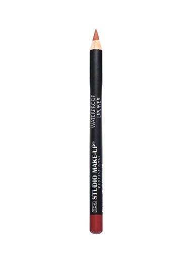 Tca Studio Make Up Waterproof Lıplıner - Indıan Red Kırmızı